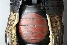 Samurai und ashigaru armor