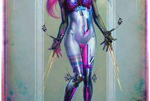 Cyberpunked  / by Warren Brown