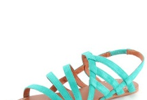 Sandals / by Georgianna Kent-Mrsny