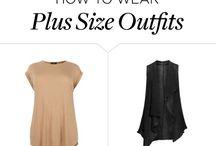 Plus sizes