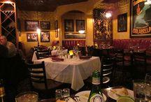 Q: Italian Restaurant Interior