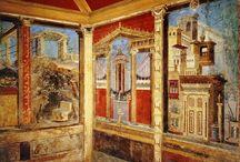 Romeinen schilderkunst