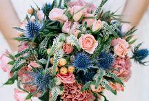 Hochzeit / Blumen