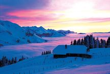 Ski Holidays in Style / The most stunning Ski Chalets, Ski Resorts and Luxury Winter/Ski Hotels by http://www.finest-holidays.com/