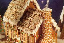 Gingerbread house / by Kay Olson