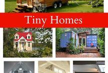 Tiny Home/Mobile Homes