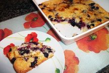 Cakes, Pies & Tarts