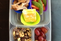 Let's Get Healthy- Lunch / by Chanda Nielsen