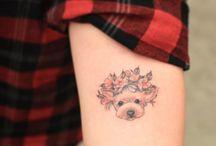 Tatuaggi di cane