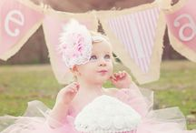 Stella Grace is turning ONE!! / by Lacey Piglia