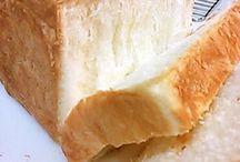パン、焼き菓子