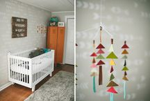 Baby boy bedroom inspiration / Inspiration for a baby boy's bedroom - whatever the age / by Judy Pink .