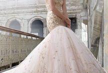 wedding dress / by alyana.