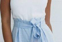 Idées de tenues