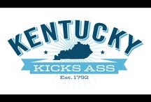 Kentucky Proud / by Kristen Parsons