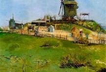 Artist Van Gogh