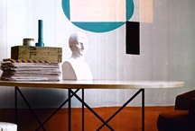 LC15 TABLE DE CONFÉRENCE, design Le Corbusier