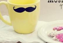 mustaChe! / by Whitney Jane Amott