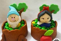 Мини пироженки