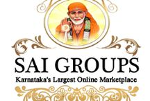 Sai Groups Services / Sai Groups Mutiservice is a  Karnataka's largest online marketplace