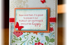 Stampin Up / by Rebecca Bence Waddell