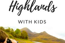 Getaways - Ireland + Scotland