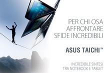 Taichi / L'incredibile sintesi tra notebook e tablet, per chi osa affrontare sfide incredibili!