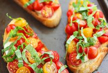 Party Finger Food / Easy, quite, tasty party finger food