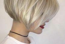 Les coupes de cheveux