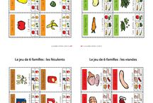 aliments CE2 / cours aliments CE2