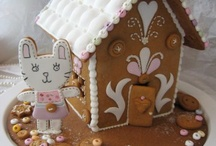 gingerbread inspiration board #4 / #gingerbread