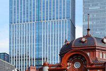 Servcorp Marunouchi Trust Tower Main / サーブコープ丸の内トラストタワー本館の写真を集めました。