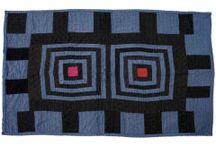 Quilts : Amish