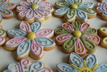 A Master Creation: Decorated Cookies / Some of my favorite cookies I created over the years.
