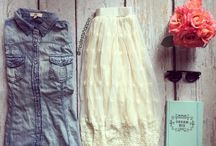 M Y S T Y L E / clothing, shirts, skirts, style