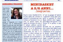 Associazione Sportiva Dilettantistica / Corsi di basket / minibasket