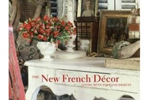 Country French Decor Books / by Debbie @ Confessions of a Plate Addict