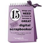 free digital scrapbooking