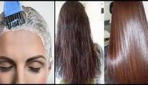 máscara para cabelos