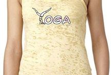 Printed Womens Yoga Tank Tops / Printed Womens Yoga Tank Tops at Yoga Clothing for You
