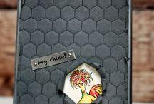 Cards - Hexagon Dynamic