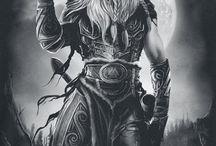 Dioses guerreros templarios