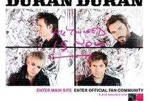 Duran Duran Devotion...the awesome 80's / by Leighsa O'Shea