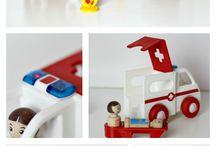 Tolles Spielzeug für Kinder