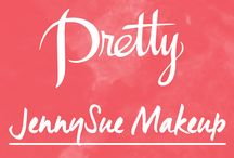 JennySue Makeup / #PowerPrimper Jennifer Duvall shares what tickles her fancy! / by Pretty in my Pocket (PRIMP)