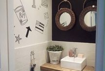 Riviera Maison ♡ toilet♡ / Ideeën en inspiratie