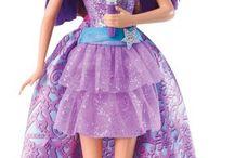 Popstar Barbie Reference (Rocker and Modern)