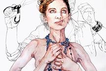 Illustration / by Heloisa Dassie