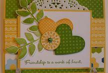 Cards -Friendship