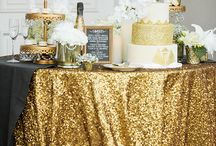 Great Gatsby Wedding / Bring the glitz and glam of the roaring twenties to your wedding day celebrations!